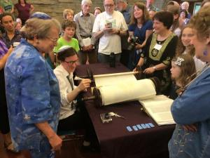 completing torah